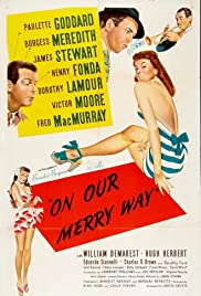 On Our Merry Way (1948) Poster - Movie Forum, Cast, Reviews