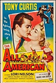 The All American Poster