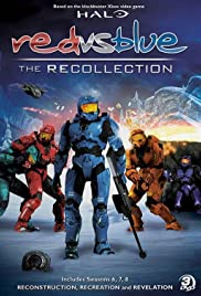 Red vs Blue: Recollection Trilogy Poster