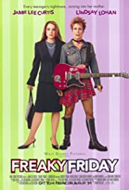 Freaky Friday (2003) Poster - Movie Forum, Cast, Reviews