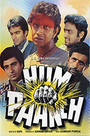 Hum Paanch watch online
