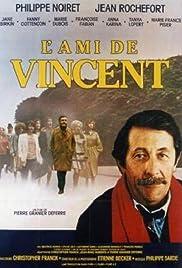L'ami de Vincent Poster