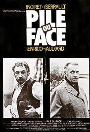 Pile ou face Poster