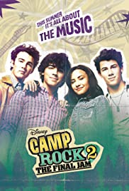 Camp Rock 2: The Final Jam(2010) Poster - Movie Forum, Cast, Reviews