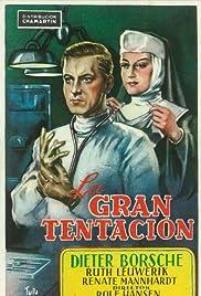 Die große Versuchung Poster