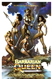 Barbarian Queen (1985) Poster - Movie Forum, Cast, Reviews