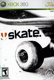 Skate. Poster