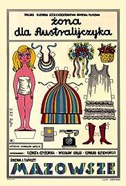 Zona dla Australijczyka(1964) Poster - Movie Forum, Cast, Reviews