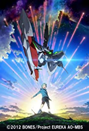 Eureka Seven: Ao Poster - TV Show Forum, Cast, Reviews