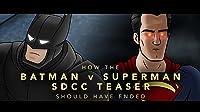 How the Batman v Superman SDCC Teaser Should Have Ended