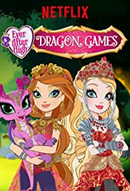Ever After High: Dragon Games Poster