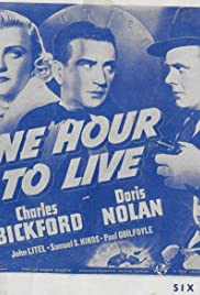 One Hour to Live Poster