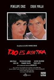 Todo es mentira (1994) Poster - Movie Forum, Cast, Reviews