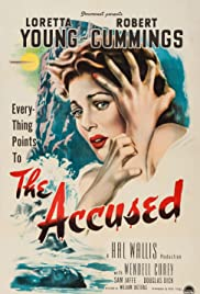 The Accused (1949) Poster - Movie Forum, Cast, Reviews