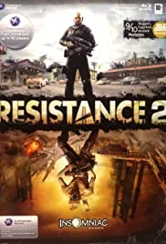 Resistance 2 (2008) Poster - Movie Forum, Cast, Reviews