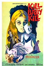 Kill, Baby... Kill! (1966) Poster - Movie Forum, Cast, Reviews