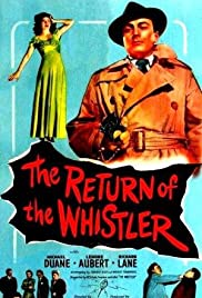 The Return of the Whistler (1948) Poster - Movie Forum, Cast, Reviews
