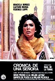 Chronicle of a Lady Poster