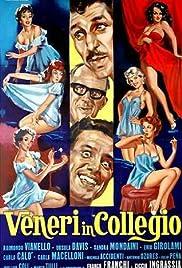 Veneri in collegio Poster