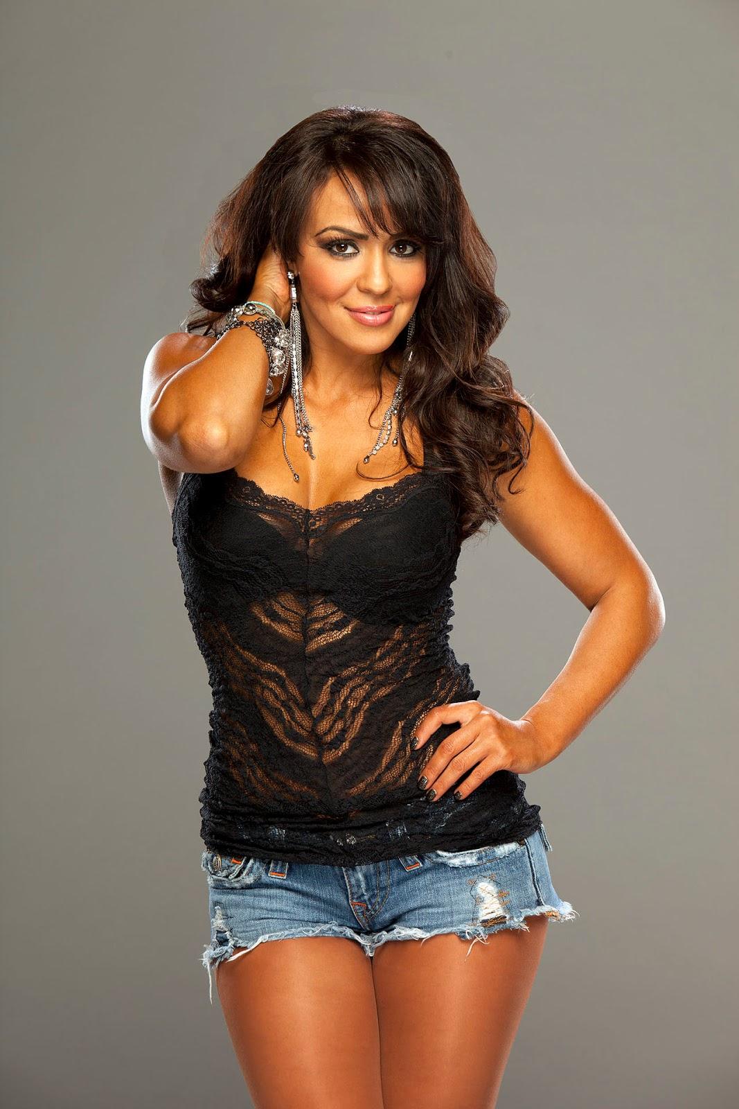 Wwe Layla Bikini 2012