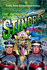 The Incredible Voyage of Stingray Poster