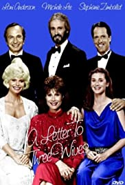A Letter to Three Wives (1985) Poster - Movie Forum, Cast, Reviews