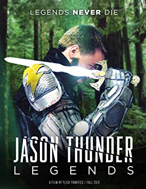 Jason Thunder: Legends (2015)