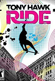 Tony Hawk: Ride Poster