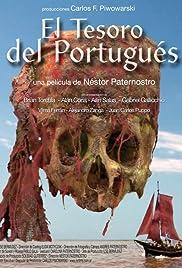 El tesoro del portugués Poster