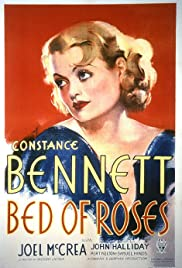 Bed of Roses (1933) Poster - Movie Forum, Cast, Reviews