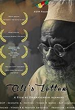 Ali's Letter