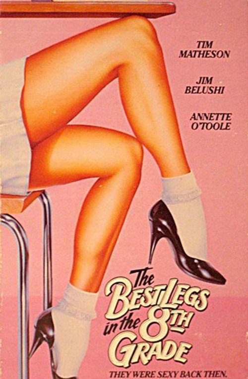 image The Best Legs in Eighth Grade (1984) (TV) Watch Full Movie Free Online