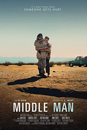 Middle Man movie poster