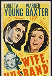 Wife, Husband and Friend (1939) Poster - Movie Forum, Cast, Reviews