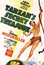 Tarzan's Secret Treasure (1941) Poster - Movie Forum, Cast, Reviews