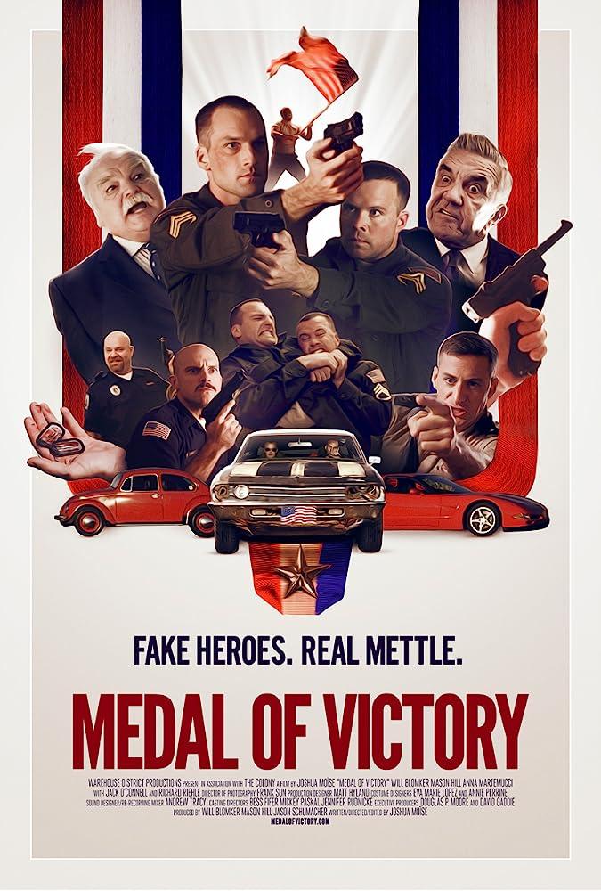 Фильм Медаль за победу (2016)