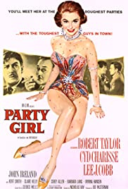 Party Girl (1958) Poster - Movie Forum, Cast, Reviews