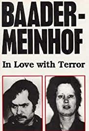 Baader-Meinhof: In Love with Terror Poster