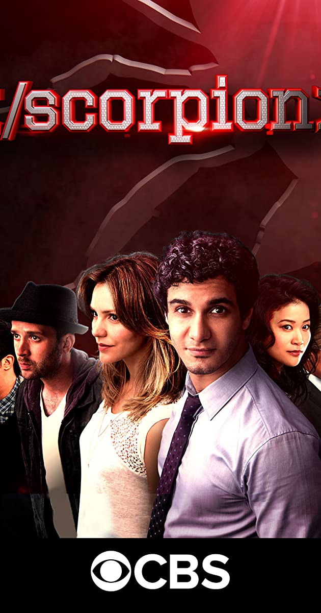 scorpion tv series 2014� imdb