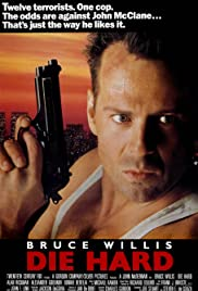 Die Hard (1988) Poster - Movie Forum, Cast, Reviews