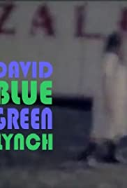 Blue Green Poster