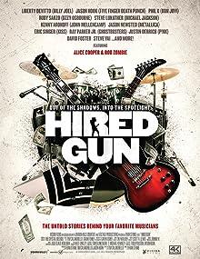 Poster Hired Gun