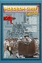 Hababam Sinifi Tatilde (1977) Poster - Movie Forum, Cast, Reviews