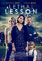 A Lethal Lesson (2021) poster