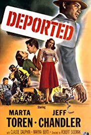 Deported Poster