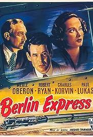Berlin Express Poster
