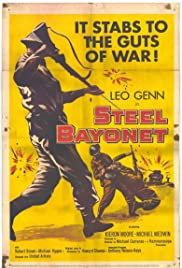 The Steel Bayonet Poster