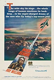 High Flight (1957) Poster - Movie Forum, Cast, Reviews