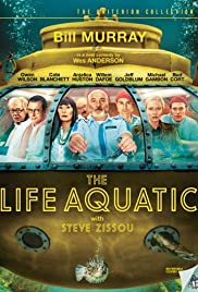 Starz on the Set: The Life Aquatic with Steve Zissou Poster