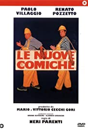 Le nuove comiche (1994) Poster - Movie Forum, Cast, Reviews